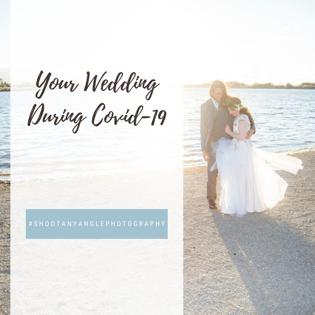 Planning and changing your wedding during COVID-19 coronavirus.  Stay up to date on California state ordinances and shelter-in-place order and how they affect your wedding.