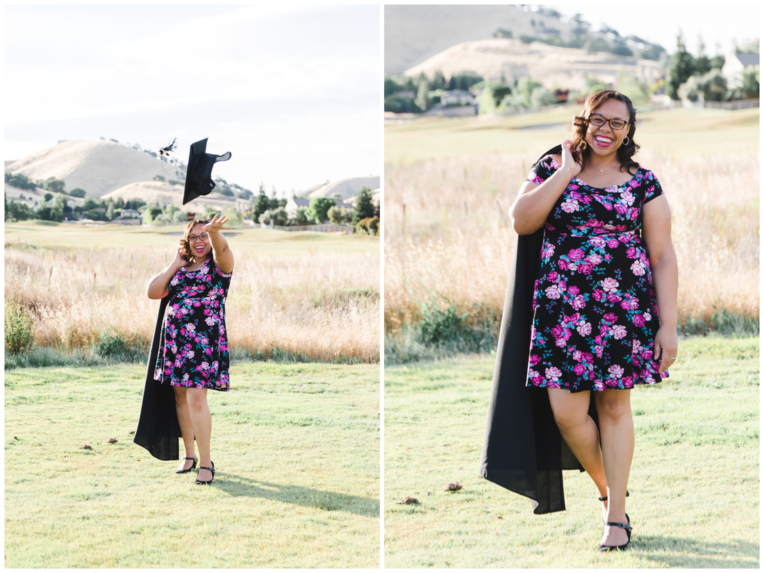 social distance shoot for graduation