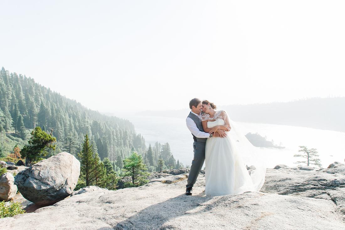 Tahoe Elopement